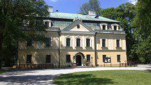Pałac w Rybnyj
