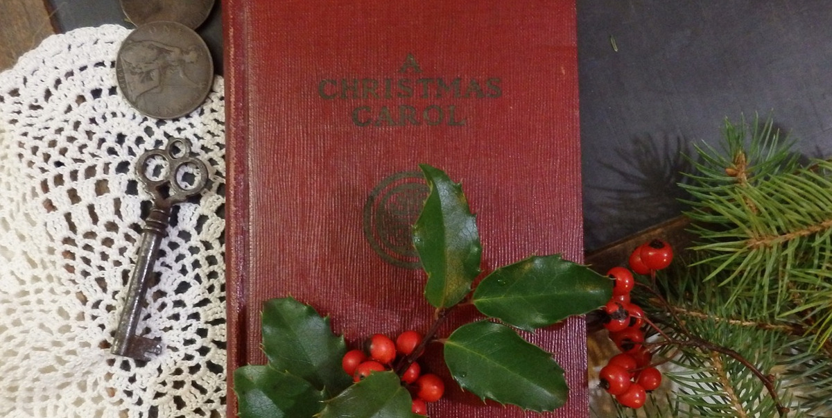 A Christmas Carol by Charles Dickens in Silesian